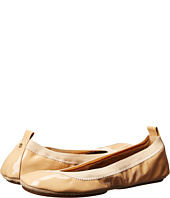 Yosi Samra - Samara Soft Patent Leather Fold Up Flat