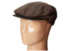 Woolrich Oil Cloth Ivy Cap with Fleece Earlap