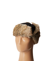 Woolrich - Wool Blend Trapper with Faux Fur Lining
