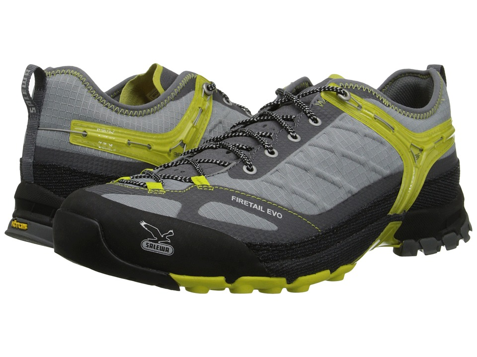 SALEWA Firetail Evo Moon/Citro Mens Shoes