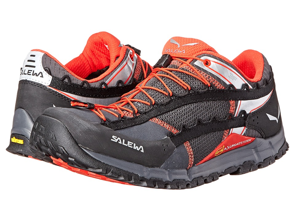 SALEWA - Speed Ascent (Carbon/Flame) Mens Shoes