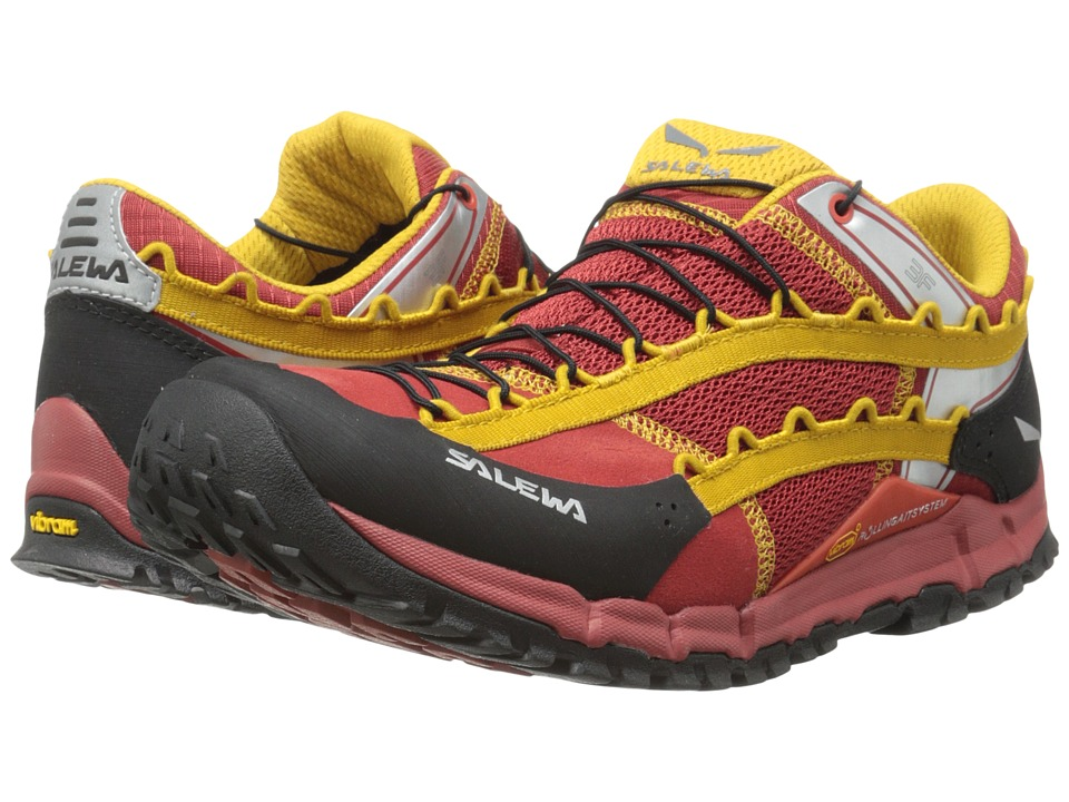 SALEWA - Speed Ascent (Terracotta/Nugget Gold) Mens Shoes