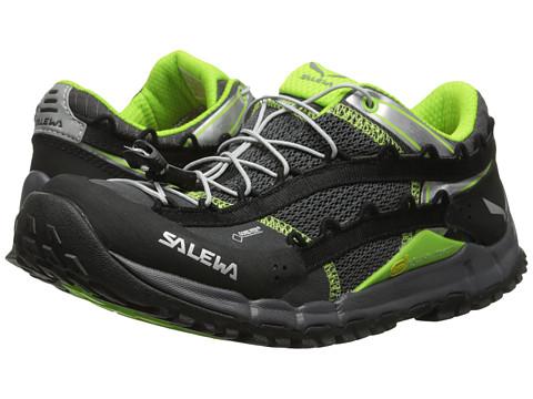 SALEWA Speed Ascent GTX - Carbon/Emerald