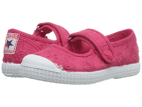Cienta Kids Shoes 76998 (Toddler/Little Kid/Big Kid) - Pink