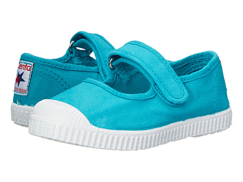 Cienta Kids Shoes 76997 (Toddler/Little Kid/Big Kid) - Turquoise