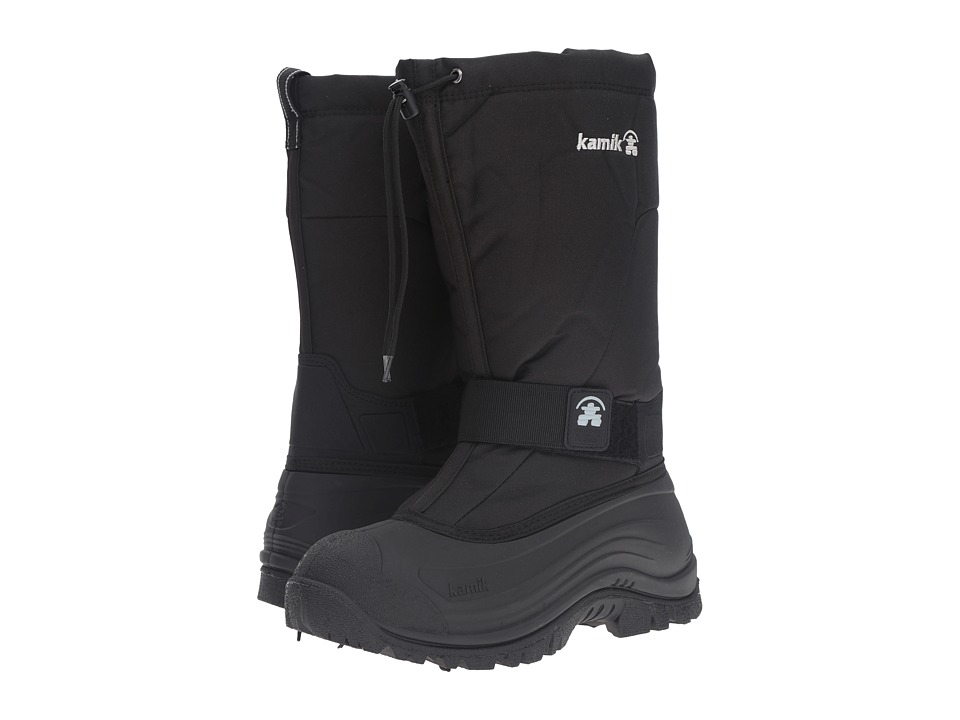 Kamik - Greenbay 4 (Black) Mens Cold Weather Boots