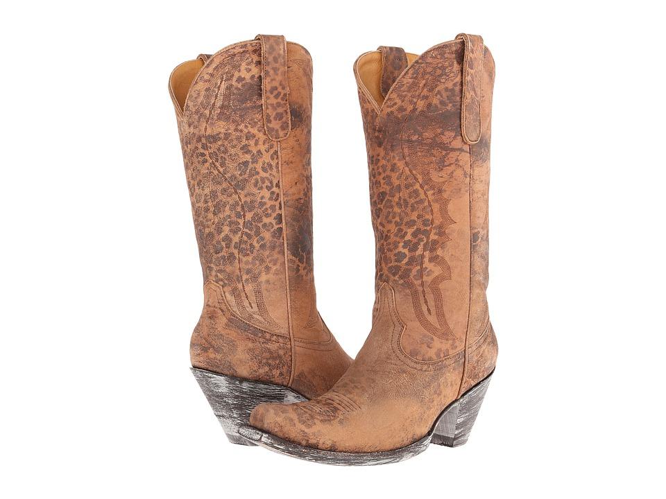 Old Gringo - Rio (Ocre) Cowboy Boots