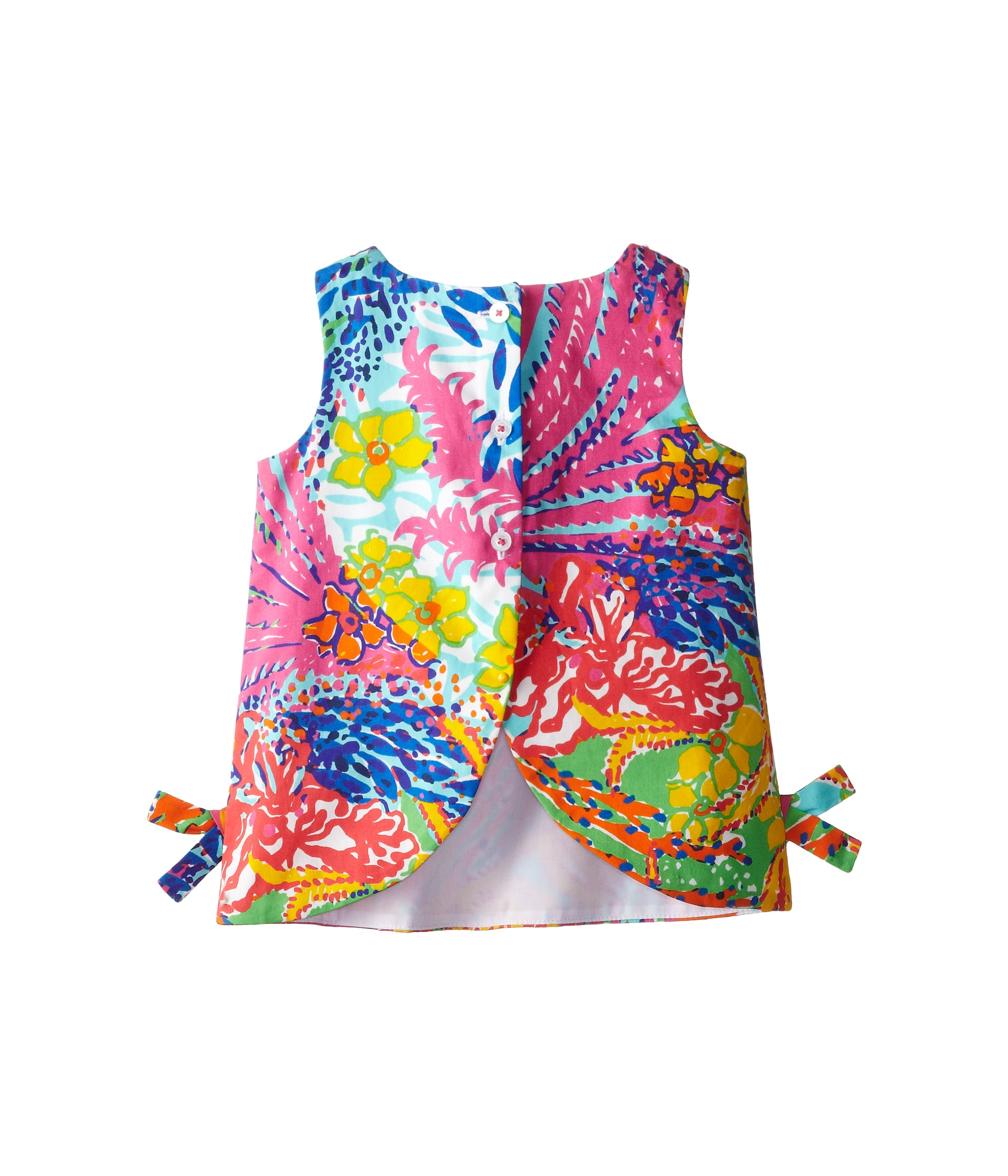 Lilly Pulitzer Kids Baby Lilly Shift Infant Multi