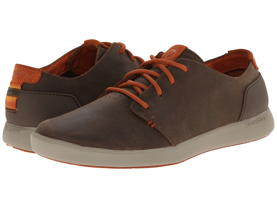 Merrell - Freewheel Lace (Dark Earth) Men
