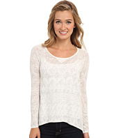 Roxy - V L/S Knit Top