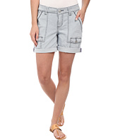 Jag Jeans - Elsa Relaxed Fit Engineer Stripe Short in Bleached Indigo