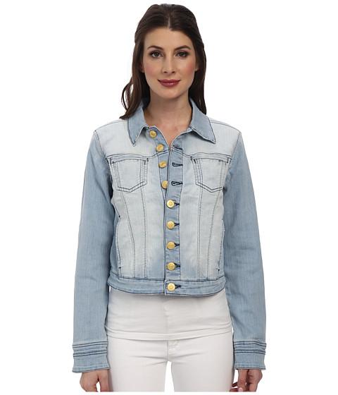Jag Jeans Savannah Comfort Denim Fitted Jacket - 6pm.com