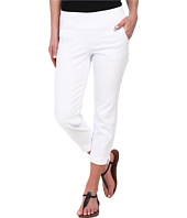 Jag Jeans - Hope Pull-On Slim Fit Crop Denim in White