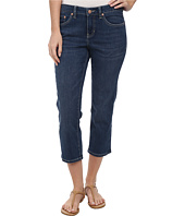 Jag Jeans - Mesa Retro Fit Denim Crop in Indigo Aged