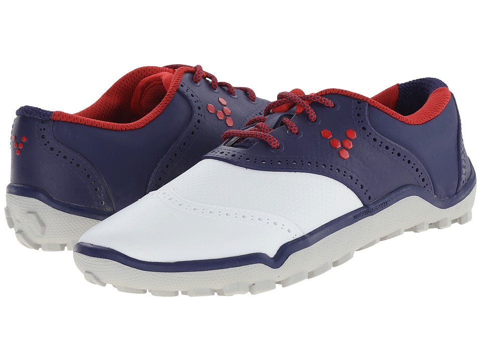 Vivobarefoot Linx Navy/White Womens Golf Shoes