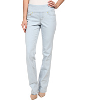 Jag Jeans - Paley Pull-On Boot Leg Comfort Denim in Misty Blue