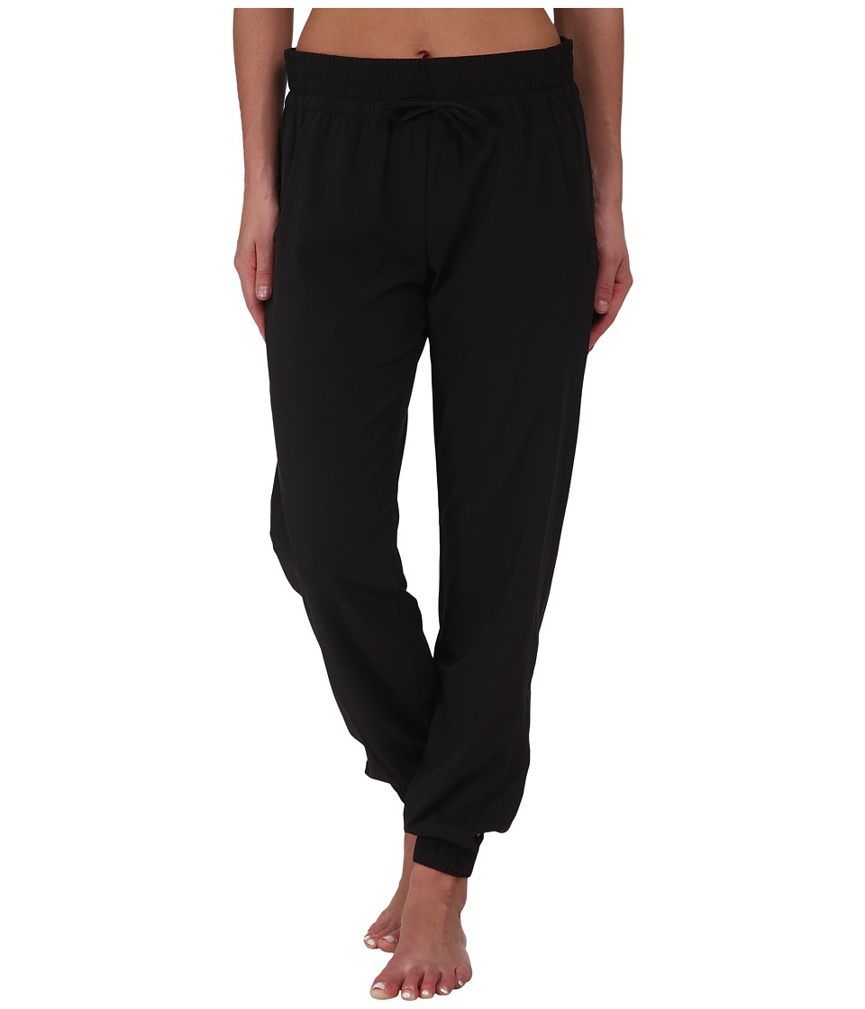 Lucy Do Everything Cuffed Pant Lucy Black Womens Casual Pants