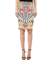 Versace Collection - Printed Pencil Skirt