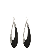 Alexis Bittar - Encrusted Asymmetrical Tear Earrings