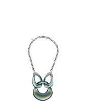 Alexis Bittar - Encrusted Link Bib Necklace
