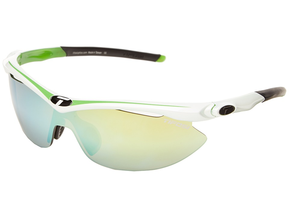 Tifosi Optics Sliptm Interchangeable (Race Neon) Sport Sunglasses