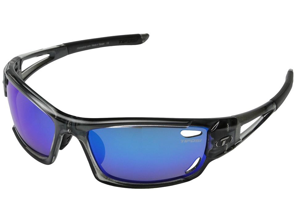 Tifosi Optics Dolomitetm 2.0 Polarized (Crystal Smoke) Athletic Performance Sport Sunglasses