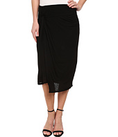 Splendid - Drapey Lux Knotted Skirt