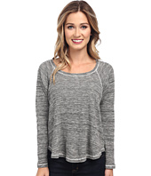 Splendid - Marble Thermal Raglan Top