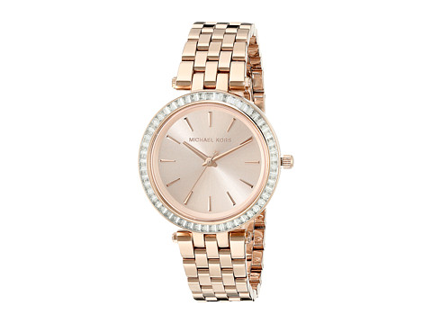 Michael Kors MK3366 - Mini Darci - Rose Gold Tone