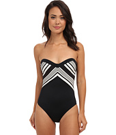 Vitamin A Swimwear - Natalie Mitered Maillot One-Piece