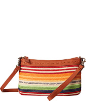Pendleton - Straw Wristlet Purse