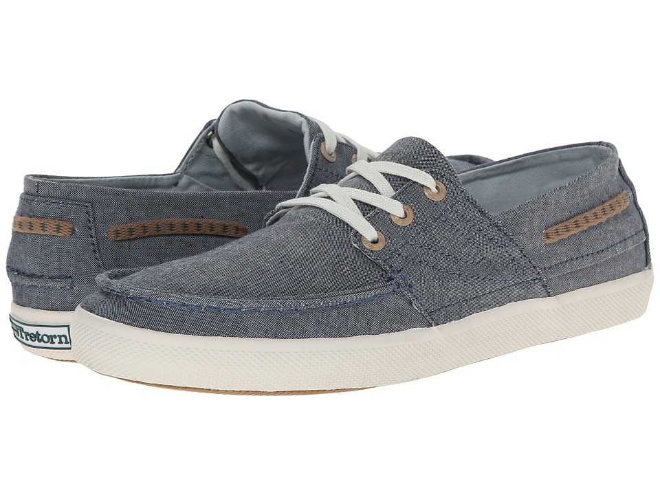 Tretorn - Otto Chambray (Stellar Blue) Men