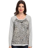 Hale Bob - Uptown Lace Sweatshirt