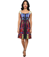 Hale Bob - Digital Memory Fit and Flare Dress