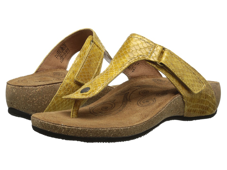 Taos Footwear - Lucy (Yellow) Women