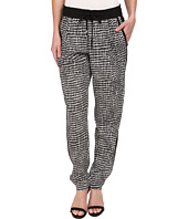 Calvin Klein - Print Tapered Woven Pant