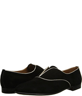 Gravati - Suede Plain Toe Slip-On