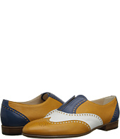 Gravati - Tri-Color Calf Leather Wing Tip