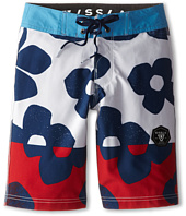 VISSLA Kids - Keoni Boardshort (Big Kids)