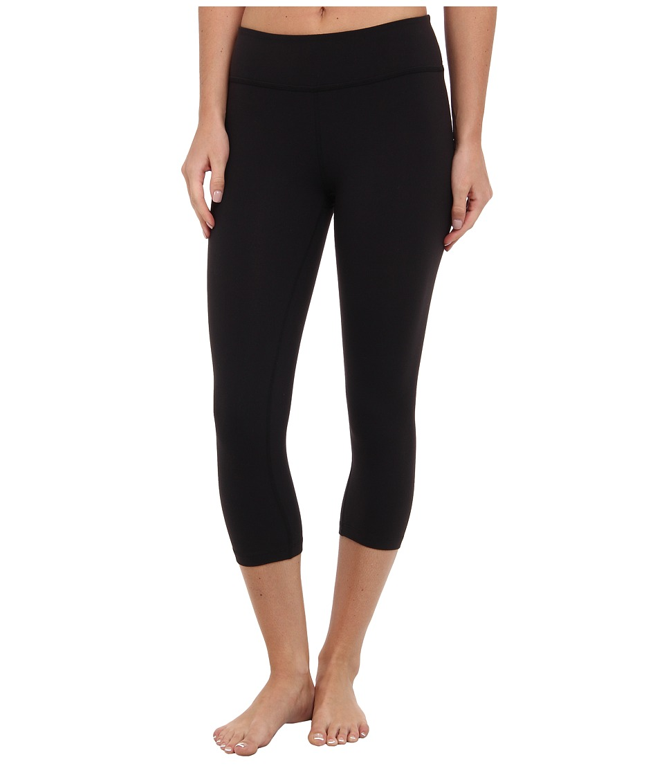 Image of Beyond Yoga - Capri Legging (Black) Women's Capri