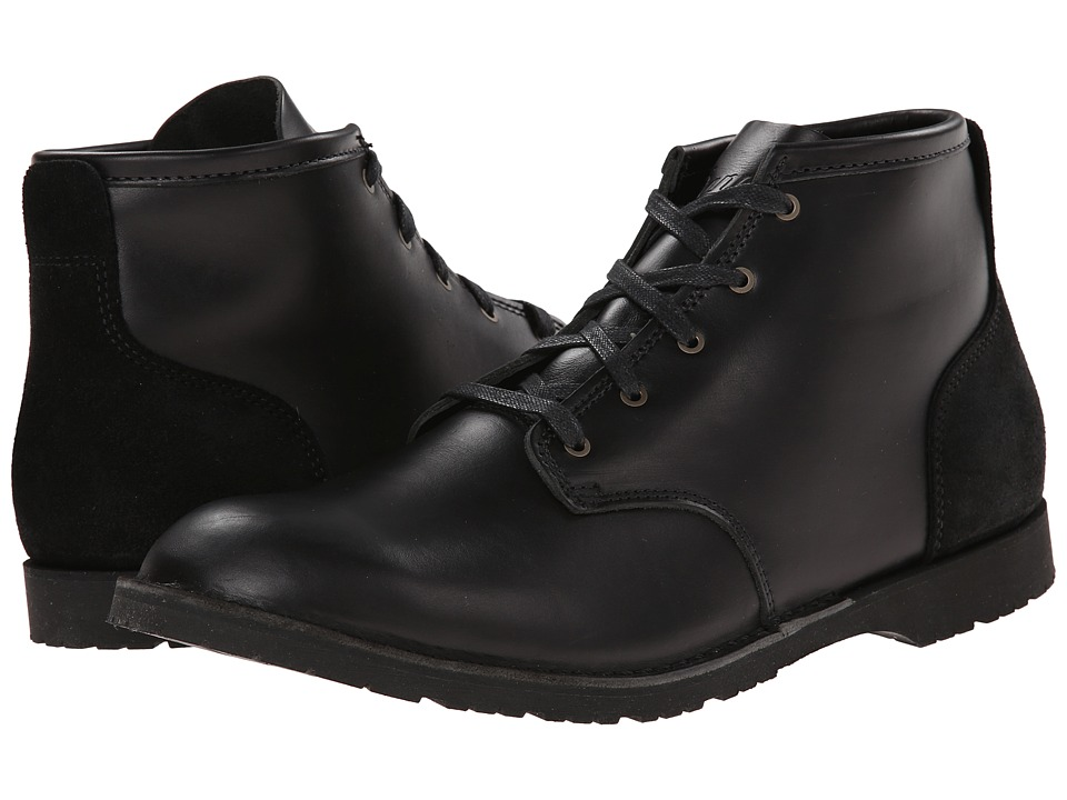 Danner Forest Heights II Black Mens Work Boots