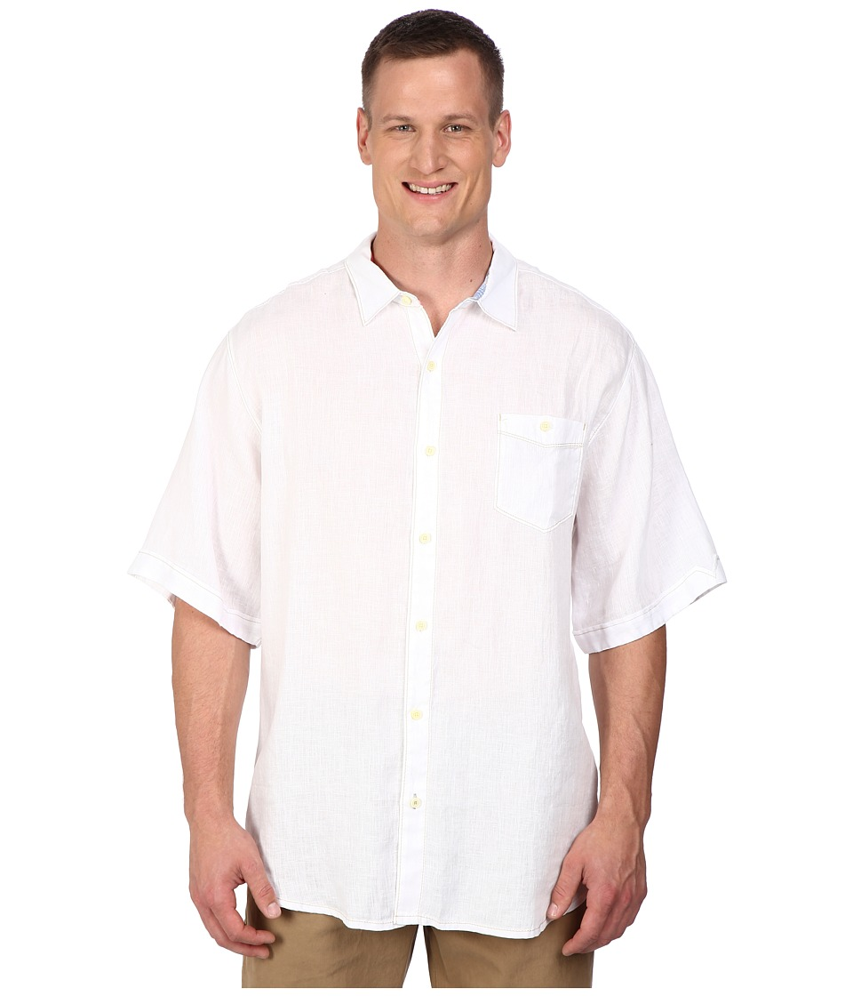 Tommy Bahama Big & Tall - Big Tall Short Sleeve New Party...