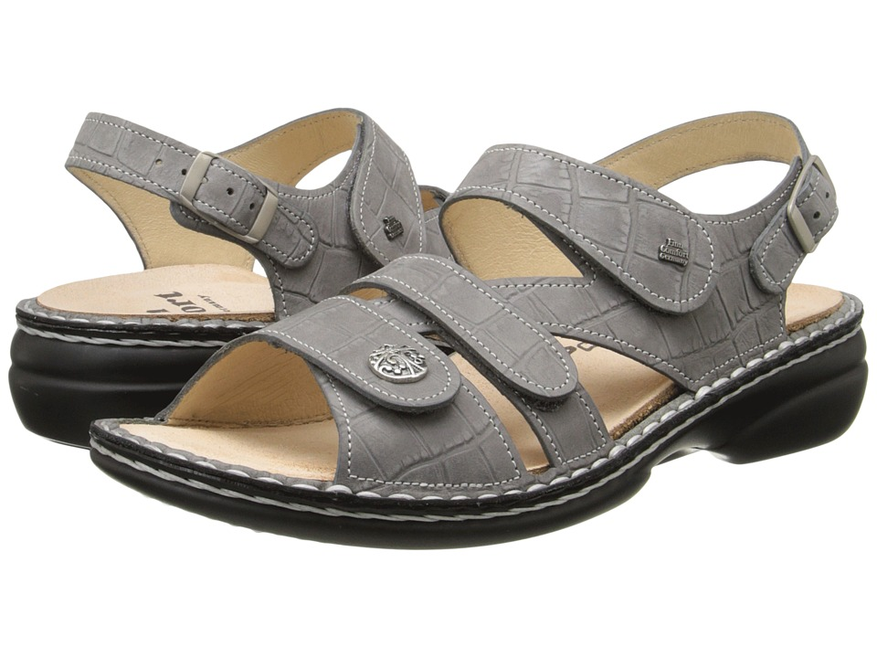 Finn Comfort - Gomera - 82562 (Stone) Womens Sling Back Shoes