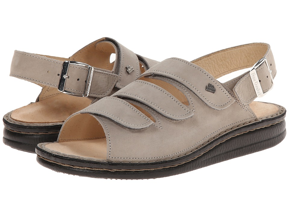 Finn Comfort Sylt 82509 Taupe Sandals