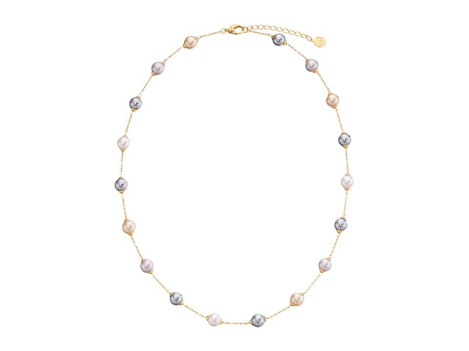Majorica - 18/8mm Illusion Necklace
