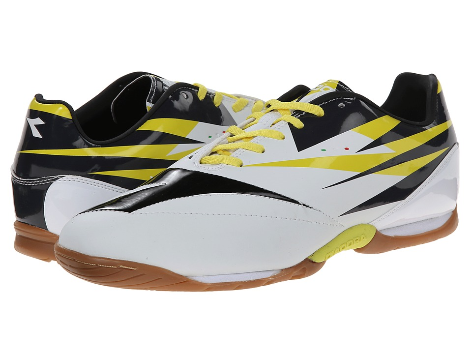 Diadora DD NA 2 R ID White/Black/Fluo Mens Shoes