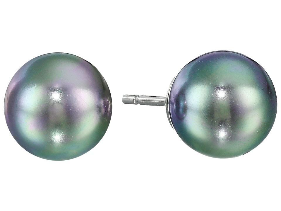 Majorica - 8mm Pearl SS Earrings