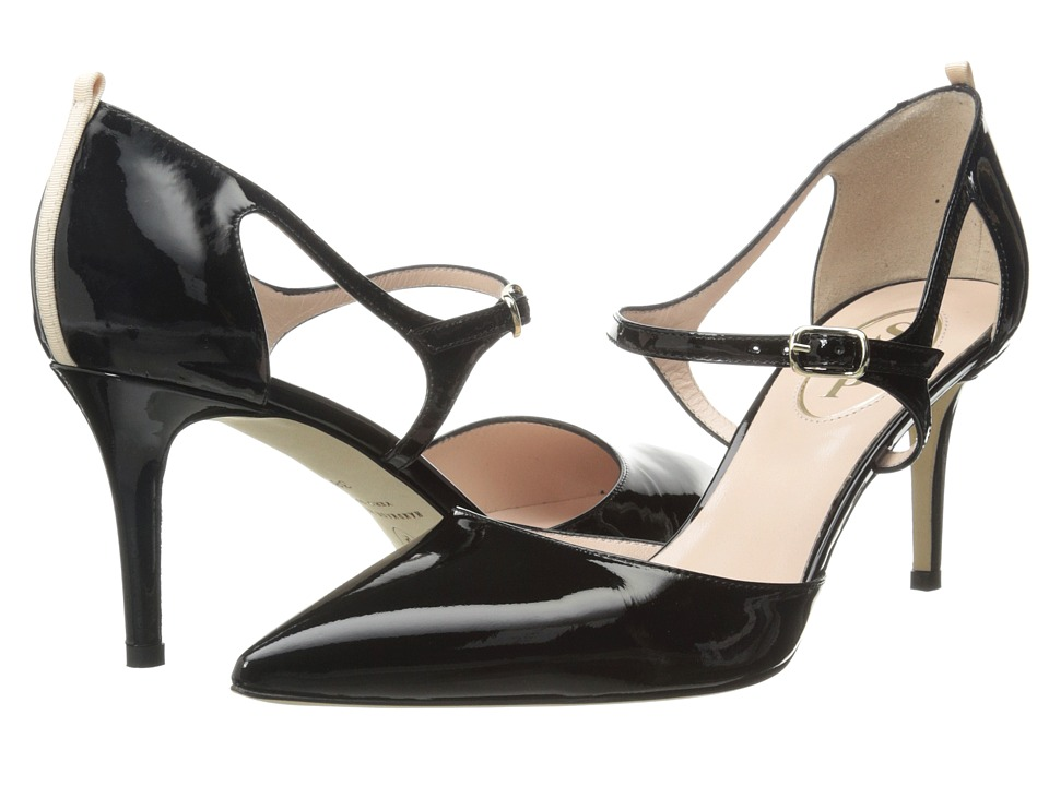 SJP by Sarah Jessica Parker - Phoebe (Black) Womens Shoes