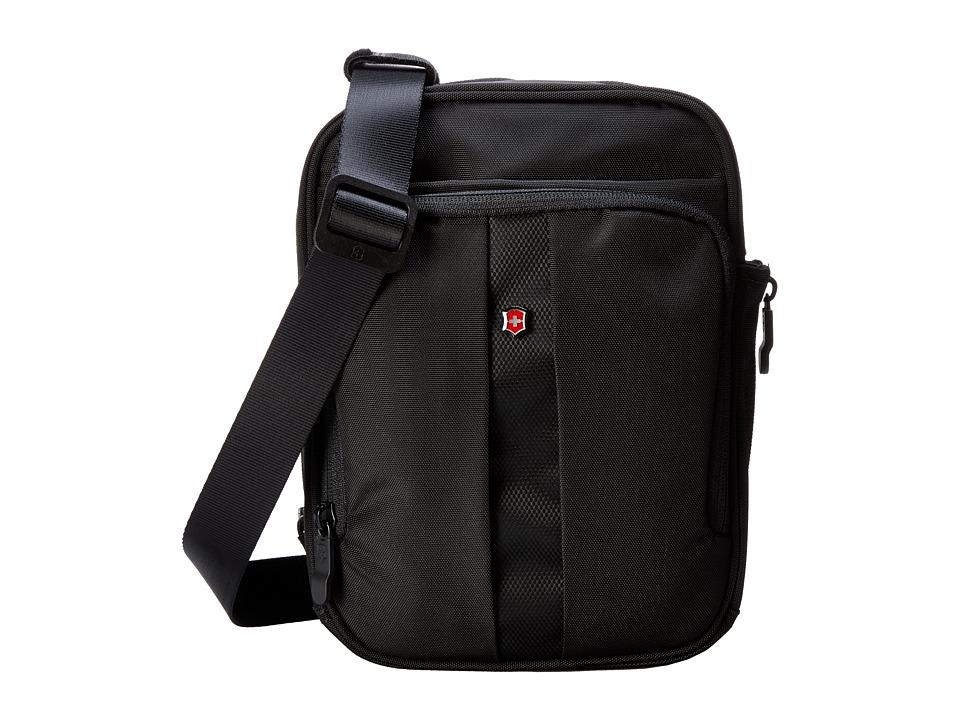 Victorinox - Vertical Travel Companion (Black) Bags