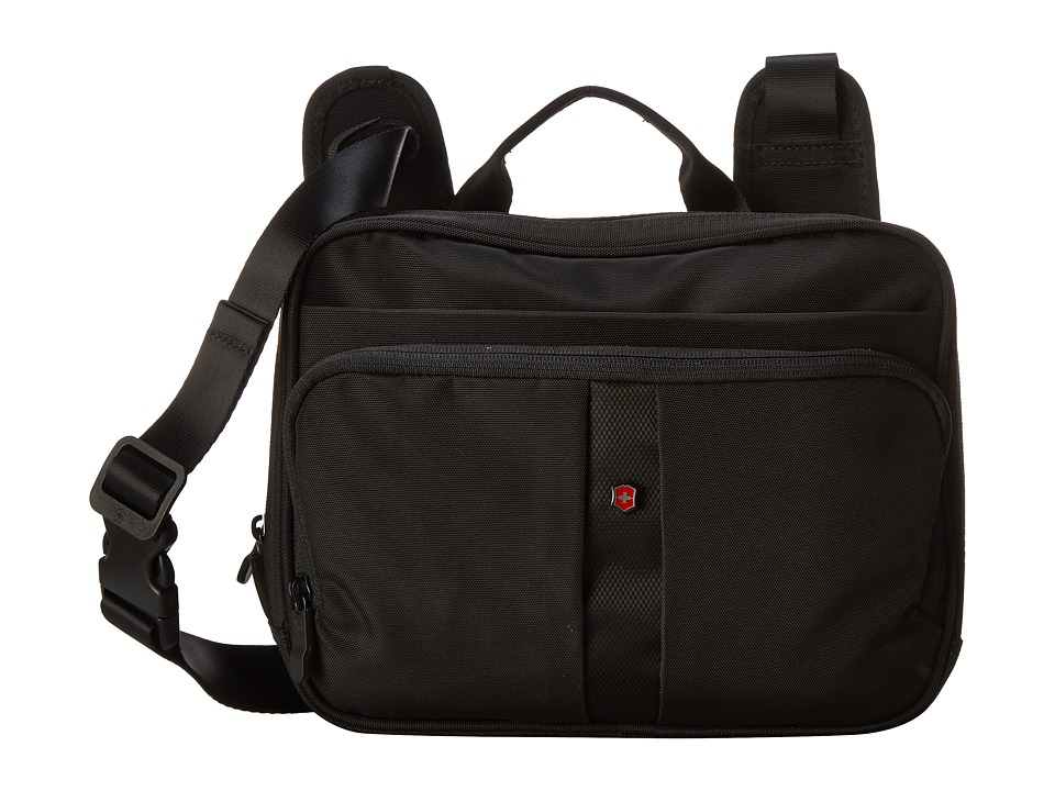 Victorinox - Travel Companion w/ RFID Protection (Black) Bags